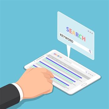 Suchmaschinenoptimierung und Keywords